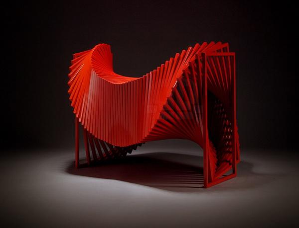 Вращающийся стул Revolving Chair