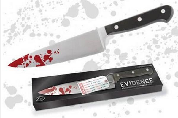 Кровавое доказательство