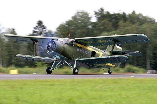 Кукурузник - легенда отечественной авиации.