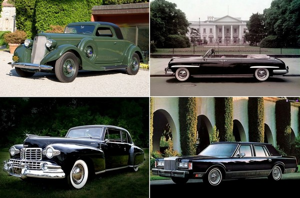 10 лучших автомобилей от Lincoln