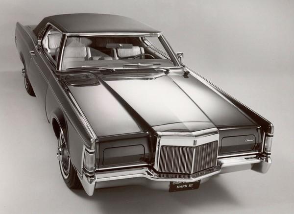 Lincoln Mark-series - лицо бренда. Источник фото: Detroit.in.ua