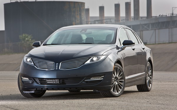 Lincoln MKZ – новое воплощение Зефира. Источник фото: Motortrend
