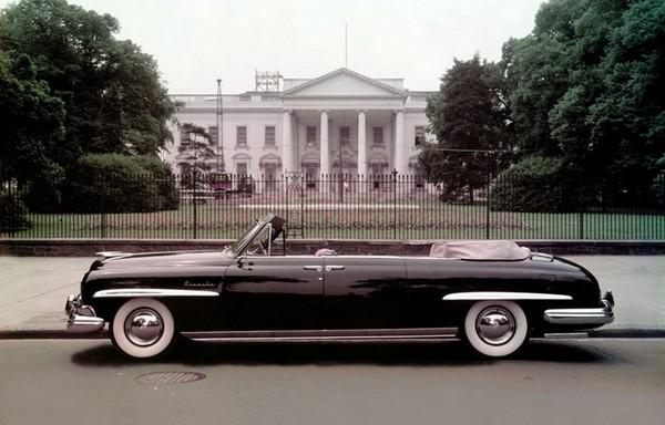 Lincoln K-series для Президента США. Источник фото: Popularmechanics