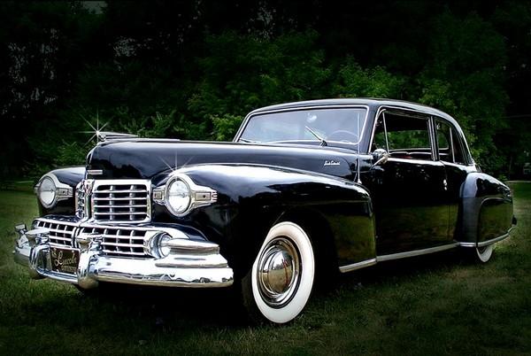 Lincoln Continental – первый долгоиграющий автомобиль. Источник фото: Thetruthaboutcars
