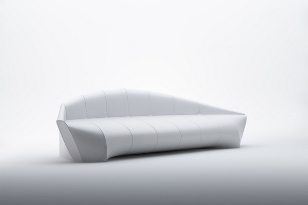 Оригинальный диван-дирижабль