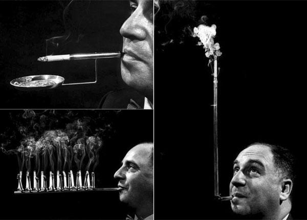 Оригинальные приспособления для курения