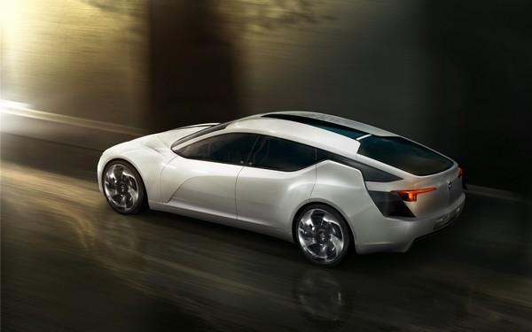 Opel Flextreme GT/E – автомобиль с двумя двигателями. Источник фото: Motortrend