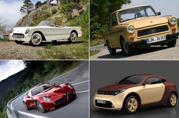 Самые интересные и знаковые автомобили из пластика