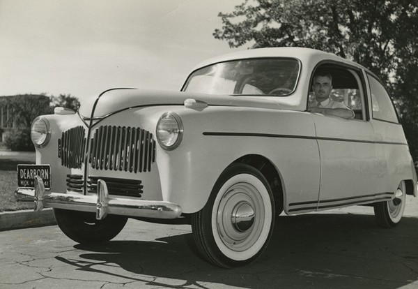 Soybean Car. Первый в мире пластиковый автомобиль