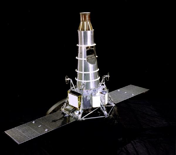 Космический аппарат Рейнджер-9 (США, март 1965 г.).