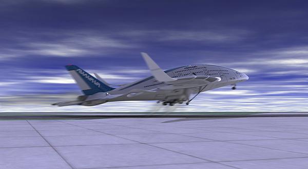 Концепт Sky Whale