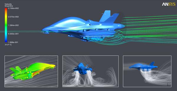 Аэродинамические тесты Skyway