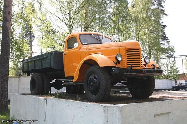 ЗиС-150 – удачный «клон» американского грузовика. Источник фото: dennism.livejournal.com