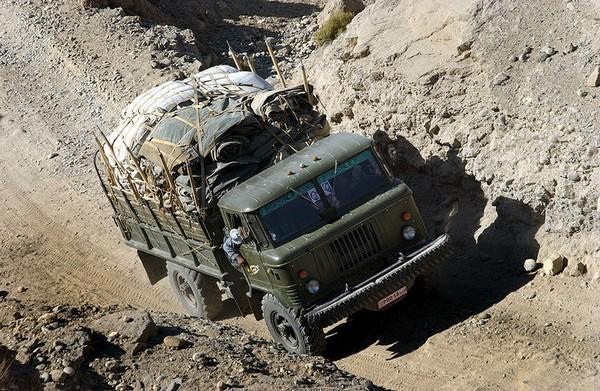 ГАЗ-66 – грузовой внедорожник. Источник фото: Википедия