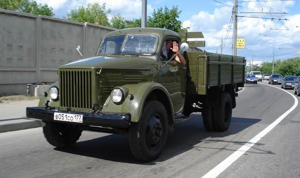 ГАЗ-51 – грузовик для Целины. Источник фото: uralaz.ru