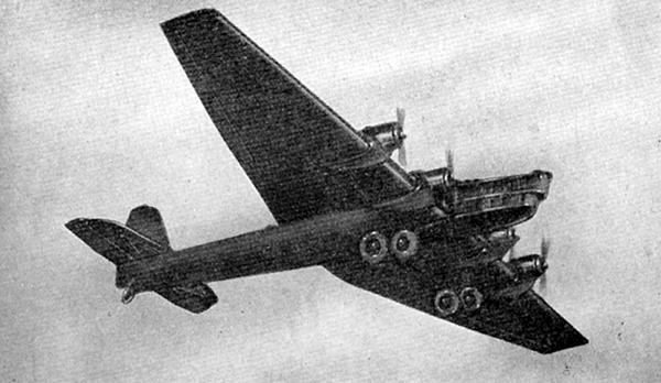 Тяжёлый бомбардировщик ТБ-1. Фото: wwiivehicles.com
