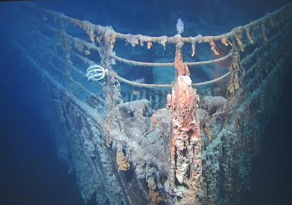 Обнаружение Титаника. Источник фото: ReminderNews