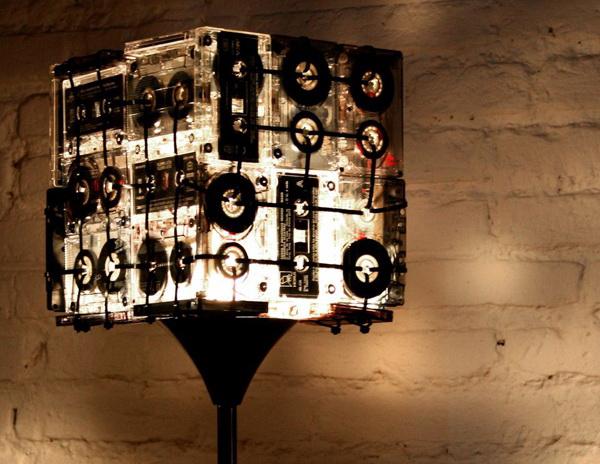 Коллекция светильников из кассет