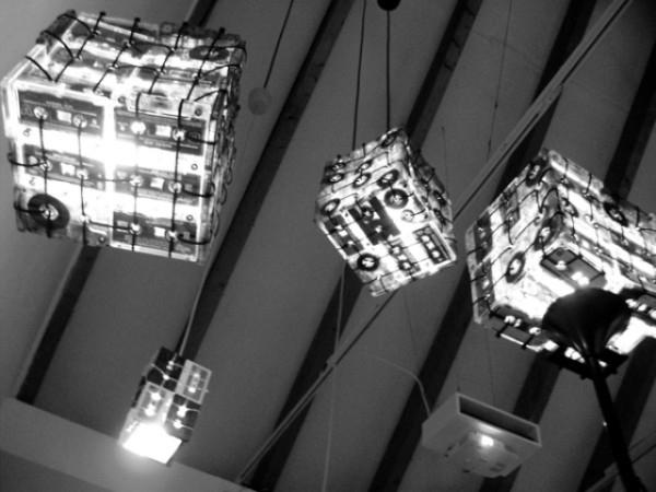 Коллекция светильников Cassette is Not Dead от компании OOO My Design