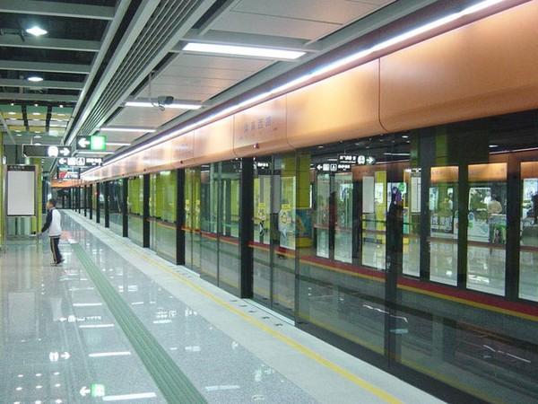 Самая длинная подземная линия. Метрополитен Гуанчжоу