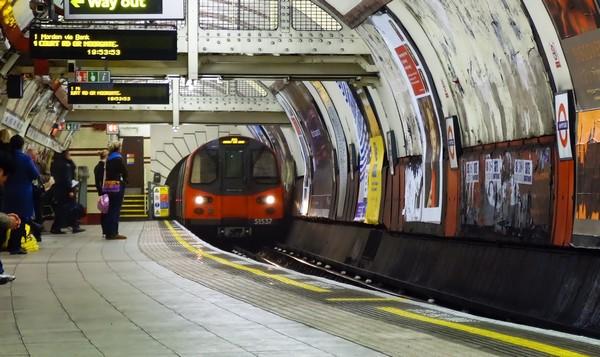 Самая разветвленная линия. Лондонский метрополитен