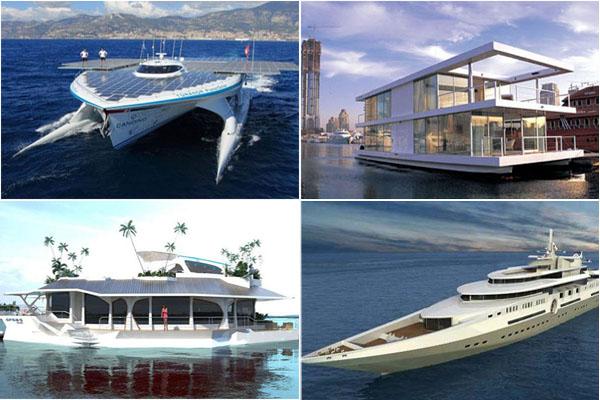 ТОП-10 самых невероятных яхт в мире