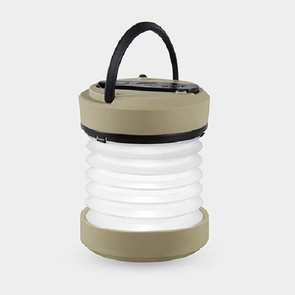 Wind-Up Accordion Lantern