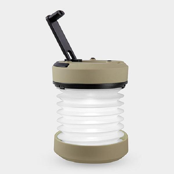 Wind-Up Accordion Lantern: фонарь-гармошка