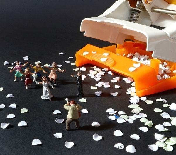 Свадьба крошечных домовых