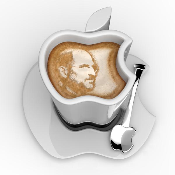 Чашка с подогревом Apple iCup