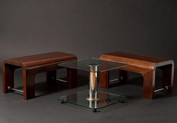 Один столик может превратиться три предмета мебели