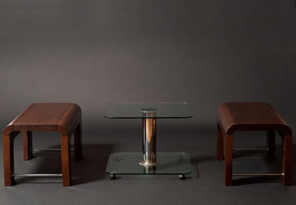 Модульная мебель от уругвайского дизайнера Claudio Sibille