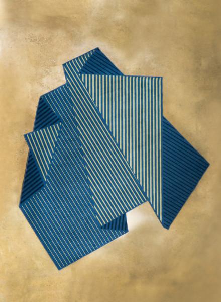 Ковер Folded Tones с трехмерным эффектом