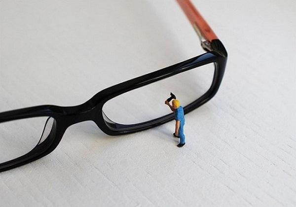 Кто бьет в офисе очки