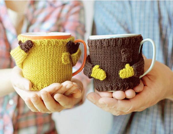 Свитера для чашек Mug Sweater