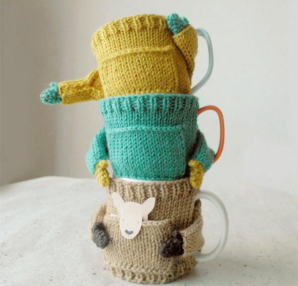 Одежда для чашек Mug Sweater