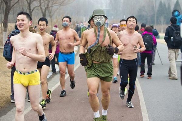 Оригинальный Пекинский марафон