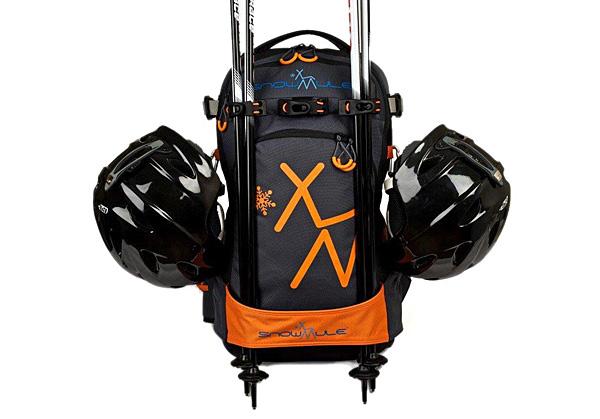 Рюкзак Snowmule предназначен для активного отдыха всей семьей.