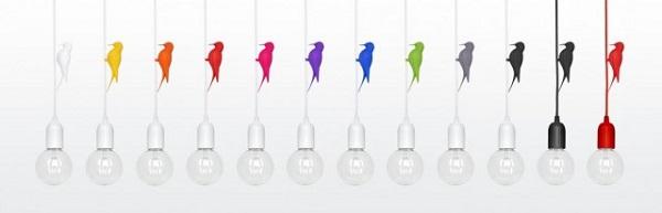 Ассортимент декорации для светильников