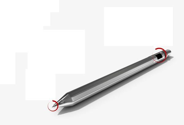 Концепт ручки All In One Pen