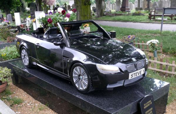 Вечная память с любимым автомобилем: фанатам BMW посвящается