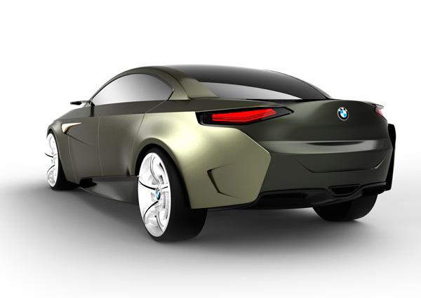 Концепт BMW i-FD
