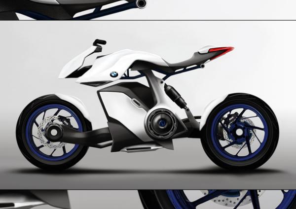 Концепт BMW HP Kunst