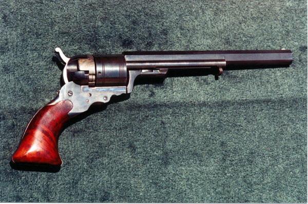 Револьвер Colt Paterson. Источник фото: armsportllc.net
