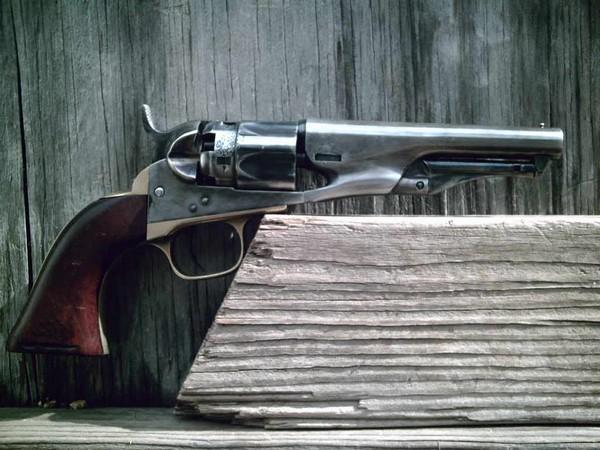 Револьвер Colt Pocket Police. Источник фото: thefiringline.com