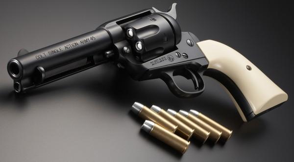 Револьвер Colt Single Action Army. Источник фото: everything-airsoft.com