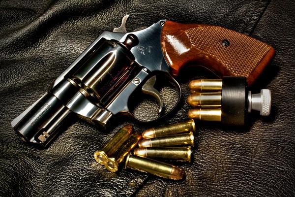 Револьвер Colt Detective Special. Источник фото: flickr.com