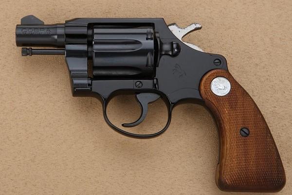 Револьвер Colt Cobra. Источник фото: icollector.com