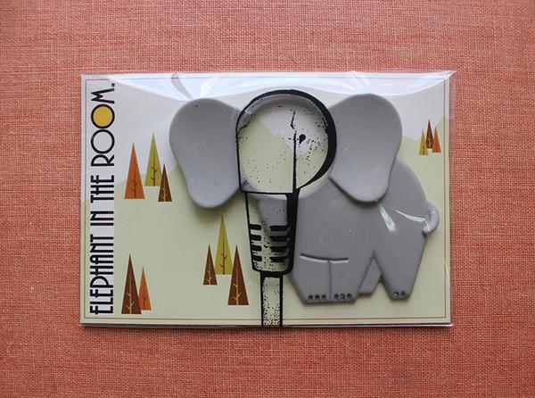 Упаковка Elephant in the room.