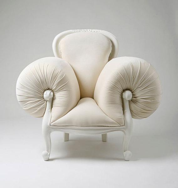 Кресло от дизайнера Lila Jang